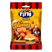 Chiclé Cola e Hamburger 230g un.