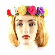 Coroa de Flores Artificial Diversas Cores