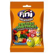 Gelatina Frutas Sortidas 100g Un.