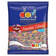 Granulado Colorido 500g Dori