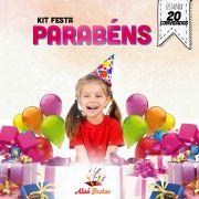 Kit ´´Parabéns´´ FROZEN FEVER 20 Convidados