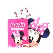 Lembrancinha Divertida Minnie Rosa