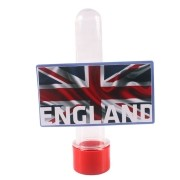 Lembrancinha Tubete Personagem Personalizado Bandeira da Inglaterra
