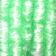 Marabu Sintético Com Fios Metalizados Verde