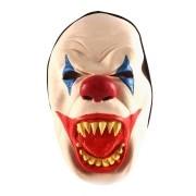 Máscara de Látex Halloween Palhaço do Terror