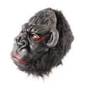 Máscara de Halloween Gorila com Pelos - Unidade