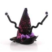 Mini Chapéu de Bruxa Halloween - Modelos Sortidos