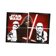 Painel Decorativo 126x88 Star Wars