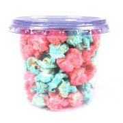 Pipoca Colorida Doce Azul e Pink 30g