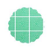 Tapetinho 9Cm Verde
