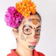 Tatuagem Caveiras Mexicanas