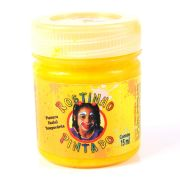 Tinta Facial 15Ml Amarela