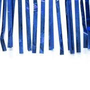 Varal de Fitas Metalizadas Azul - 10 Metros