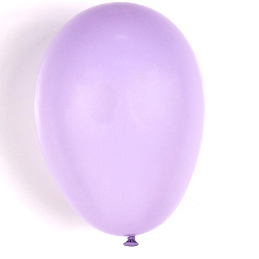Balão São Roque Nº 7 C/50 Lilás Baby