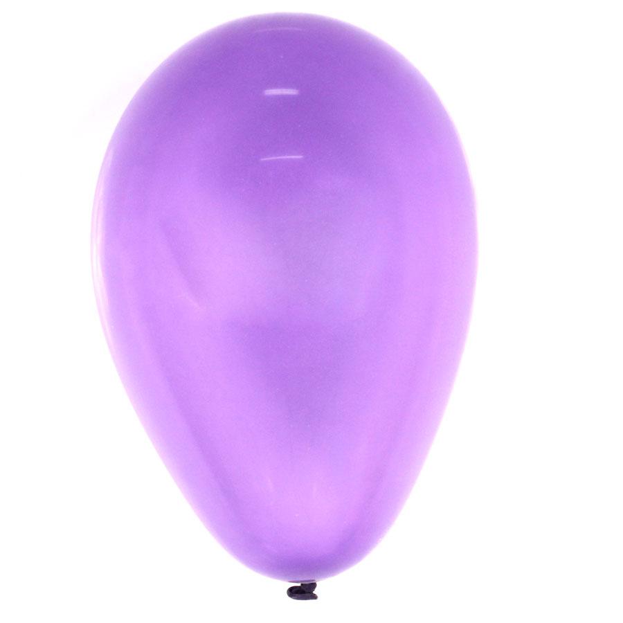Balão São Roque Nº 7 C/50 Roxo Uva