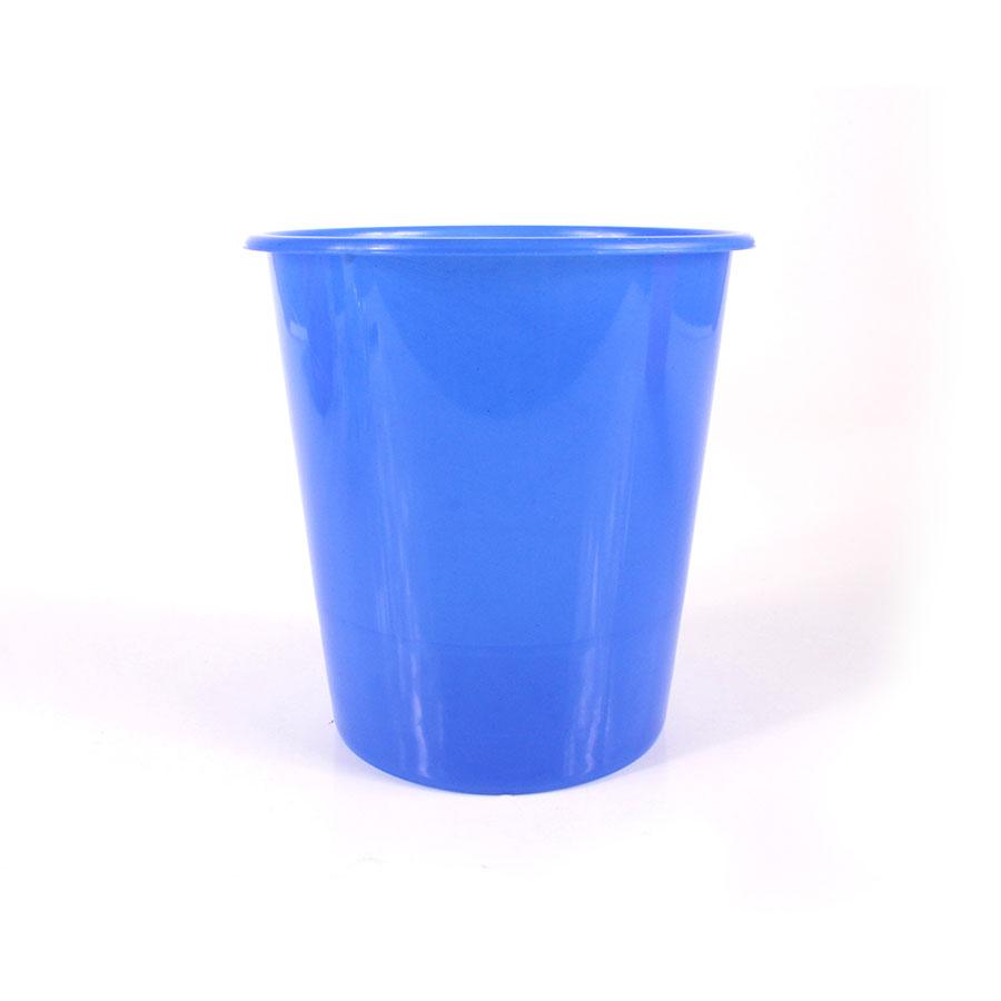 Balde De Pipoca Azul