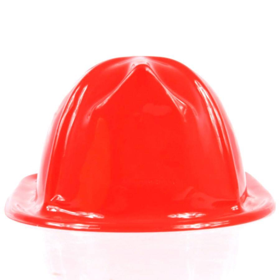Cartola Plástica Chapéu Bombeiro