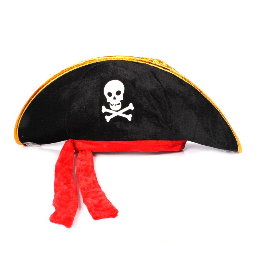 Chapéu Pirata Espuma