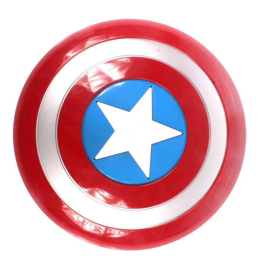Escudo Capitão América Luxo