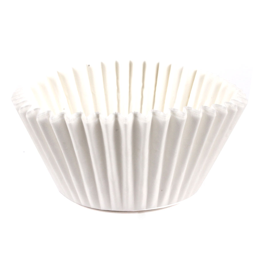 Forminha Cupcake Branco 45Un