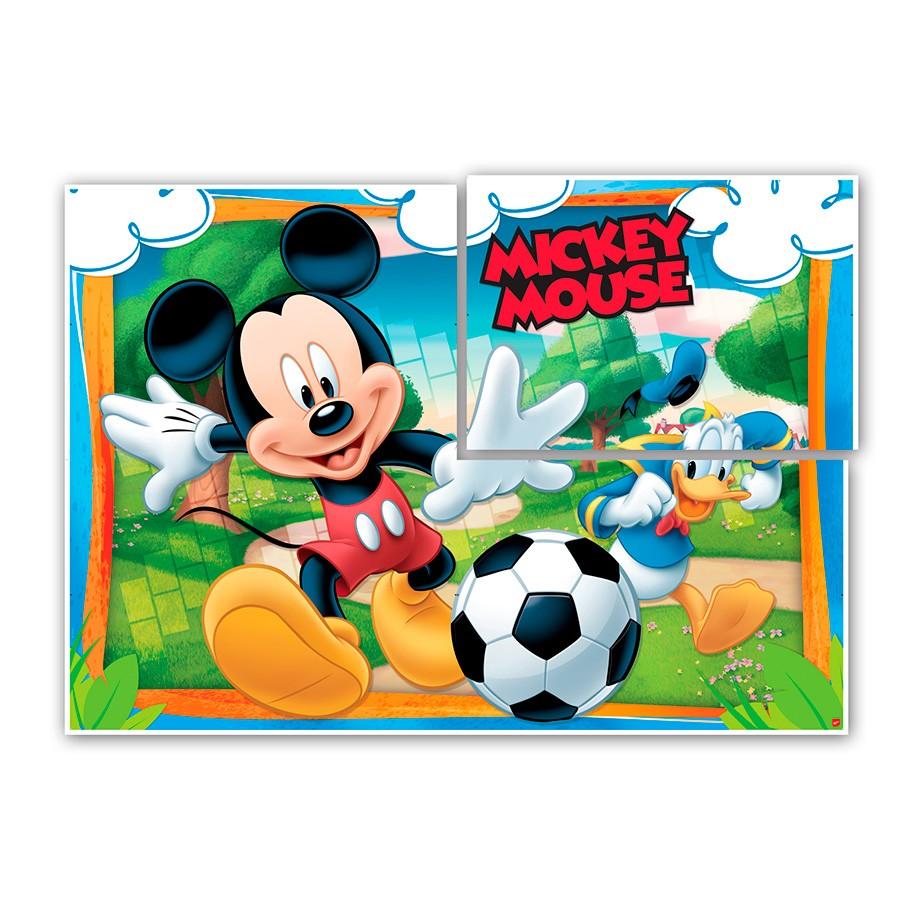 Painel Decorativo 126X88 Mickey