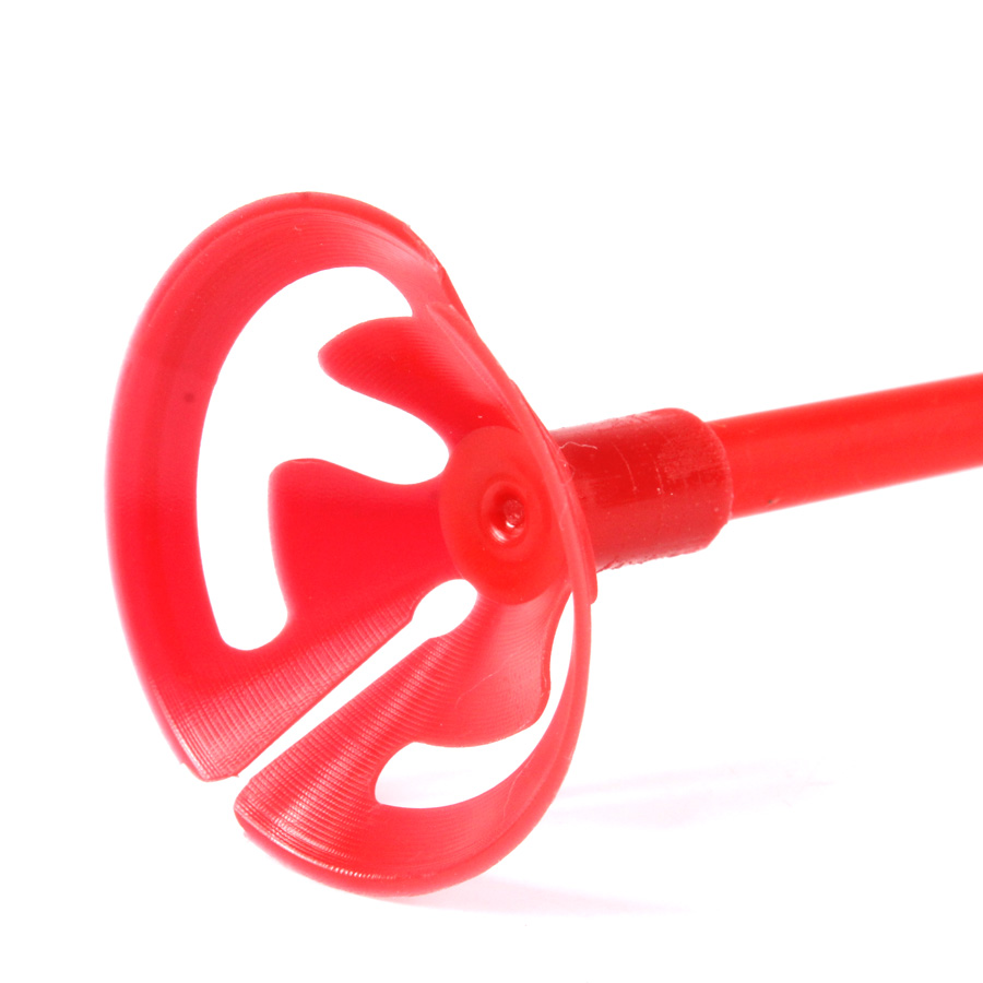 Vareta Pega Balão Vermelho 10Un