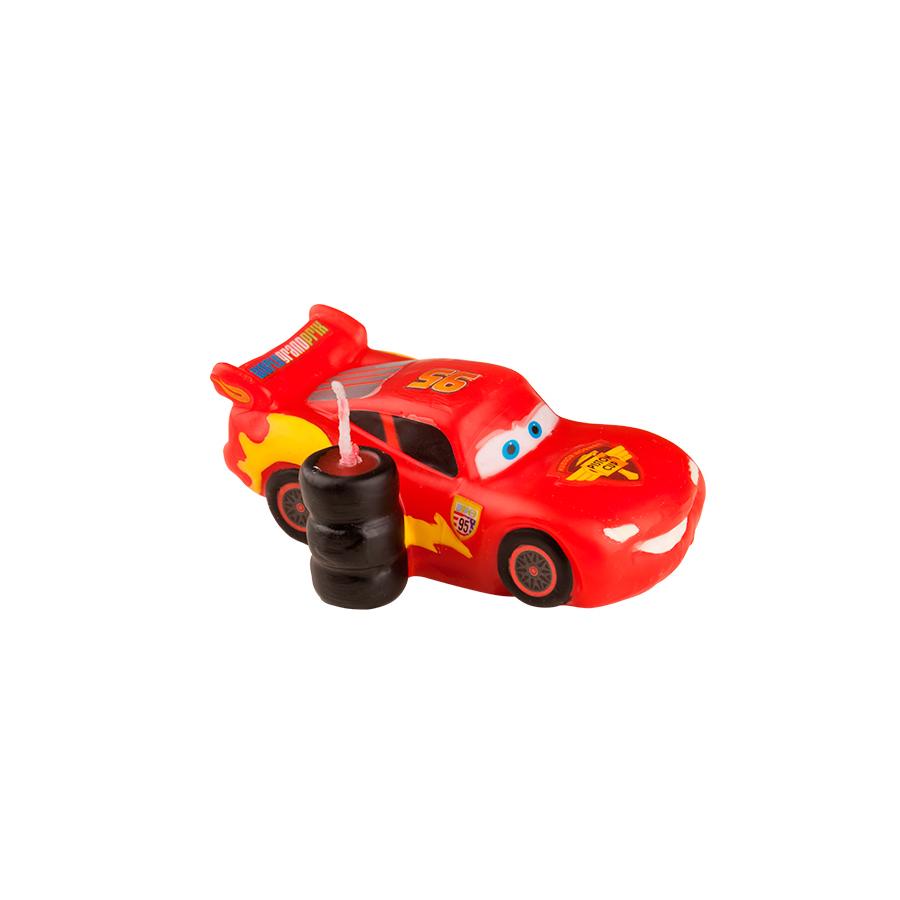 Vela 3D Carros Un