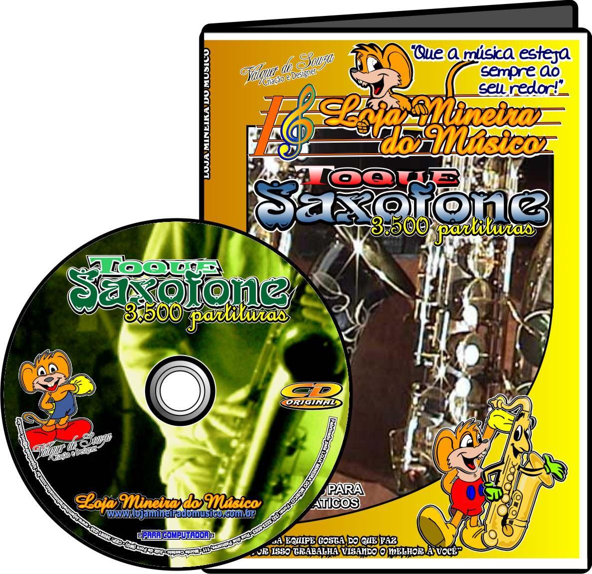 cd de saxofone