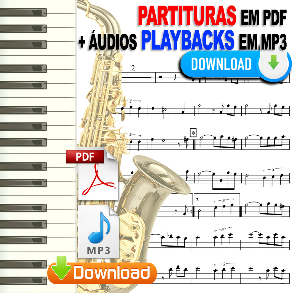 150 Partituras MPB Premium com Playbacks