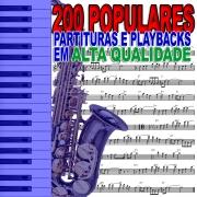 200 Partituras Populares 200 Playbacks