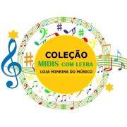 3000 Midis com Letra no Visor do Teclado Lyrics (Pacote Premium Midis )