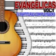50 Partituras Evangélicas Vol.1 com Playbacks