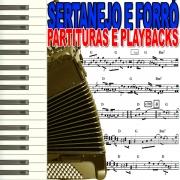50 Sertanejo Forró Partituras c/ Playbacks MP3 Baixe