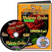 60 PARTITURAS ROBERTO CARLOS EM TONS FÁCEIS - ARRANJOS PROFESSORA MEYRE BRUM (Somente partituras)