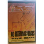 80 Partituras Internacionais para Sax Alto com Playbacks Internacionais