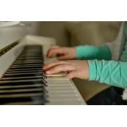 Aulas de TECLADO para CRIANÇAS pela Internet - Aprenda com confiança a iniciação musical - Professora de Música para Crianças Luciane Borges Loja Mineira do Músico Aulas de Teclado Infantil por Video
