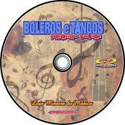 BOLEROS E TANGOS Partituras Midis e Playbacks CD 2em1