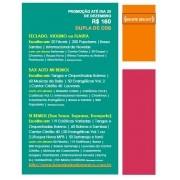 Casadinhos Promoção escolha 2 CDs da Lista de Playbacks e Partituras em promoção