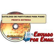 Catálogo Partituras de Piano - Lista de Partituras Pronta Entrega (comprar partitura online)
