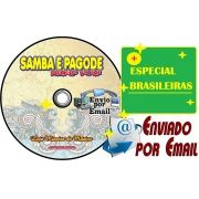 CD Brasileiras Partituras com Playbacks + CD Samba e Pagode