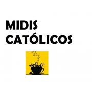 Coleção Católicas em MIDI | Kit Católico MIDIS Católicos Coletânea Didática da @LojaMineiradoMusico