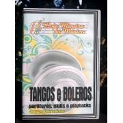 Coletânea para Violino BOLEROS E TANGOS Partituras Midis e Playbacks MP3 | Coletânea de Valsas Clássicas Trilhas Tradicionais Dança de Salão Latinas Românticas Boleros Midis + Violino Partituras + MP3