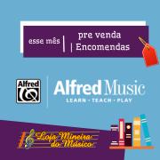 Comprar Livros Alfred Loja Mineira do Músico | Consulte os livros conosco, fazemos seu orçamento Piano Safari, Music Tree e outros livros de música.