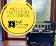 Aprenda a tocar Acordeon Online Acesso Imediato com o Curso de Sanfona Acordeon por Videos e Whats Rafa Vanazi Indicação Loja Mineira do Musico