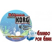 Download de Ritmos para Teclados Korg PA 50, PA 500, PA 600