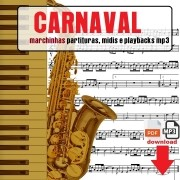 Partituras de Marchinhas de Carnaval + Áudio Download