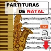 Partituras para o Natal com Playbacks E-mail