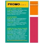 PROMO PARTITURAS 2em1   Promoção escolha 2 CDs da Lista de Playbacks e Partituras em promoção Casadinhos