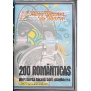 Sax Alto 200 Partituras Românticas + 200 Playbacks MP3 Acompanhamento para o Sax