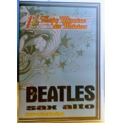 SAX ALTO BEATLES Partituras e Playbacks MP3 e Midi dos Beatles | TOP ACERVO DOS BEATLES EM PARTITURAS PARA SAX MI BEMOL